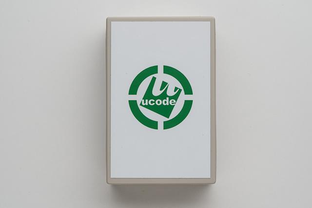 乾電池型(ホワイト)